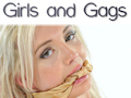 Girls And Gags: original high resolution photography and video of beautiful girls in gags